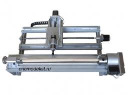 Токарно-фрезерный станок с ЧПУ Моделист60Т