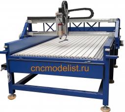 CNC-STV-P фрезерный ЧПУ станок по камню и металлу 1300х2500...2100х4500мм