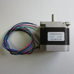 57HS5630 Шаговый двигатель  3.0A 4х проводной
