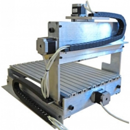 CNC-3040AL400 Настольный гравировально-фрезерный станок