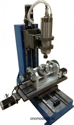 5-ти осевой гравировально-фрезерный станок CNC-2030AL5SV