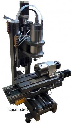CNC-2030AS-4X 4х осевой гравировально-фрезерный станок