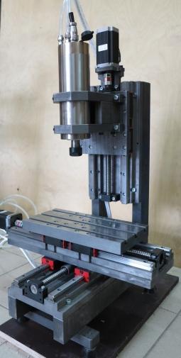 Настольный гравировально-фрезерный станок CNC-2030ALS