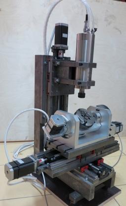 CNC-2030AS5X 5X осевой фрезерный ЧПУ станок