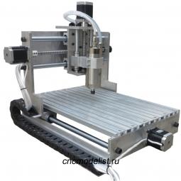 Настольный фрезерный станок CNC-3040AL800w