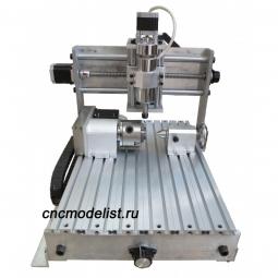 CNC-3040AL4X 4х осевой настольный фрезерный станок