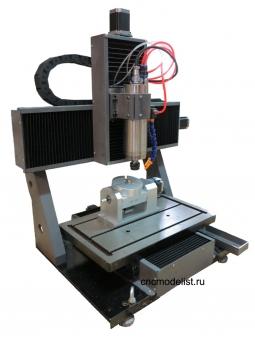 CNC-3050AS-5P 5X осевой фрезерный ЧПУ станок