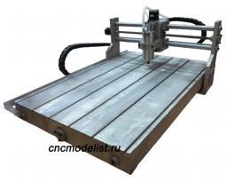 Настольный фрезерный станок CNC-6090AL