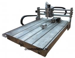 4х осевой фрезерный станок 60х90 CNC-6090AL4х