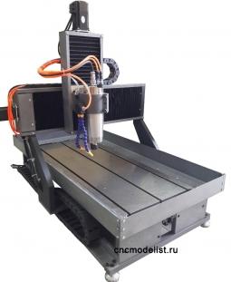 CNC-5080AS Гравировально-фрезерный станок по металлу CNC-5080AS