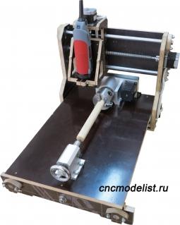 Фрезерный ЧПУ станок Моделист4060