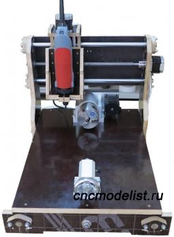 Фрезерный ЧПУ станок Моделист4060-4x
