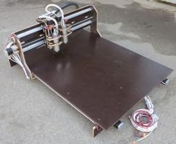 Двухшпиндельный фрезерный ЧПУ станок Моделист90120Dual