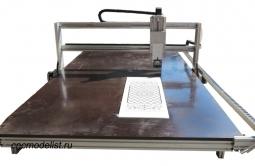 Планшетный режущий плоттер