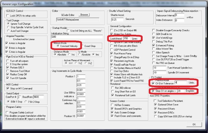 Оптимизация Mach3 на максимальную производительность