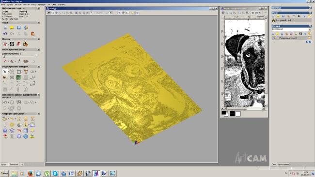 Чпу из лазерного принтера 52